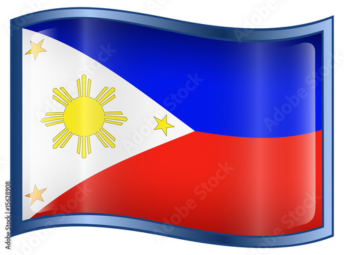Philippines Flag Icon