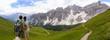 Wandern Trekking Dolomiten