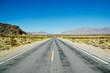 Straße durch das Death Valley