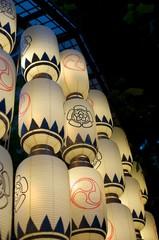 祇園祭提灯