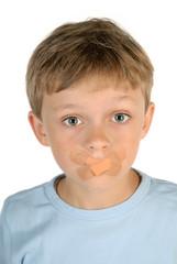 Den Mund verbieten