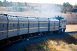 The Transsiberian Train