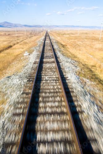 The Transsiberian Railway