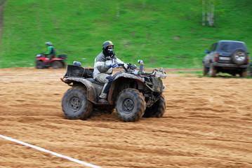 Bigfoot ATV