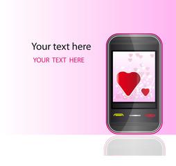 Love in Mobile