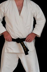 Taekwon-Do Black Belt