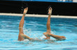 Duo Natacion Sincronizada