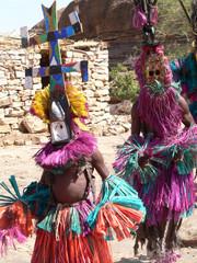 masque et danse dogon