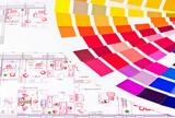 color scheme poster