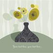 roleta: vector still-life