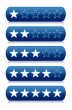 Rating System Review Stars poster