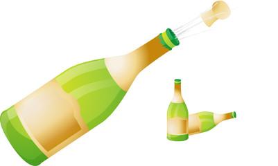 champagne, sabrer le champagne