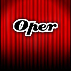vorhang oper