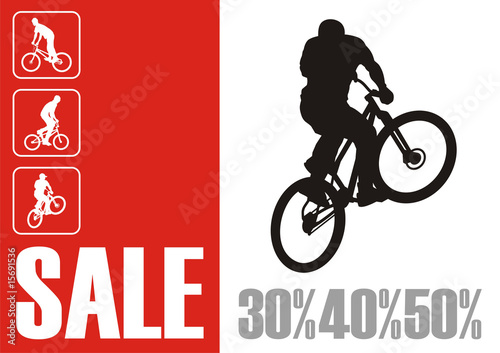 Sale of bicycles 2 - 15691536