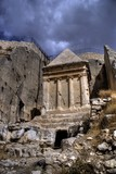 Jerusalem, Israel holy place for tourism, history, archeology poster
