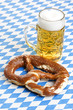 "Oktoberfest Pretzel and Beer Stein called ""Mass"""