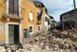 Leinwandbild Motiv terremoto abruzzo 10