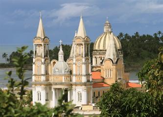 Catedral de Ilheus, Bahia, Brasil