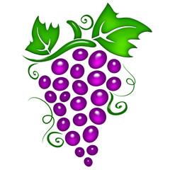 Grappolo d'Uva-Grapefruit-Grappe de Raisin
