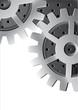 Vector metal gears template set