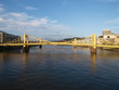 Pittsburgh bridges daytime.