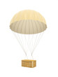 box on parachute - 15752786