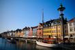 Leinwanddruck Bild - Nyhavn, Copenhagen