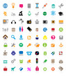 Set of 72 icons