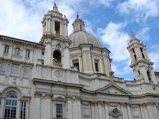 Piazza Navona Cathedral