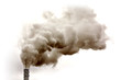 canvas print picture - Dyrty smoke