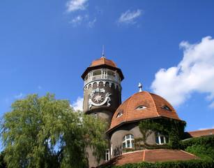 Wasserturm in Rauschen (Svetlogorsk)