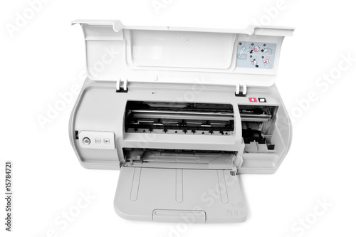 maintenance of inkjet printer