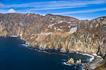 Ireland coast - Donegal cliffs