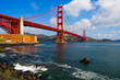 Golden Gate Bridge in San Francisco
