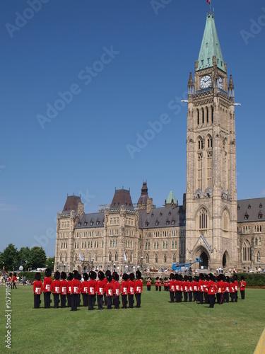 Parlement Canadien,Ottawa