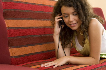 the telephone conversation