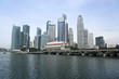 singapores financial district
