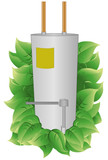 Energy Efficient Water Heater poster