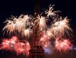 Feux d'artifice Tour Eiffel 6