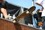 Fototapety Skateboard