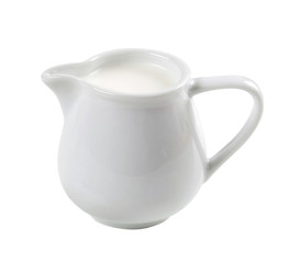 Jug of fresh milk