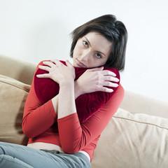 femme amour et déception