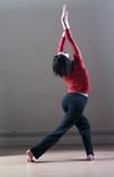 femme danse chorégraphie poster