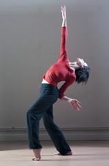 femme et danse