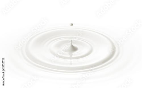 milk drop - 15820521