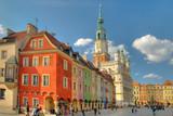 Poznań, Polska, Rynek Starego Miasta
