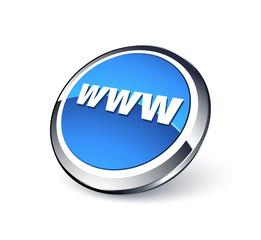 icône www / internet