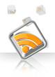 Rss logo 3d