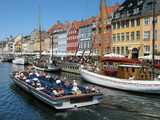 Sightseeing am Nyhavn poster