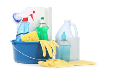 Many Useful Household Daily Cleaning Products